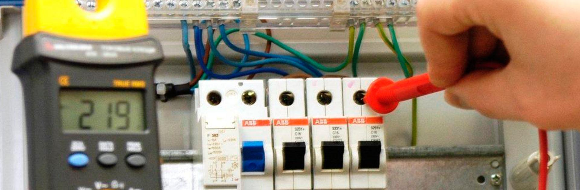 seccion electricidad